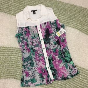Brand new with tags style and Co size medium